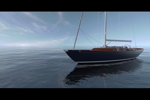 Incredible Spirit Yachts Begins Construction Of New Electric Yacht Creativecarmelina Interior Chair Design Creativecarmelinacom